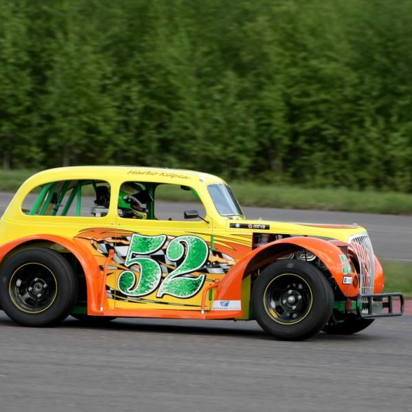 New Legends Racing Car Chevrolet -37 Sedan