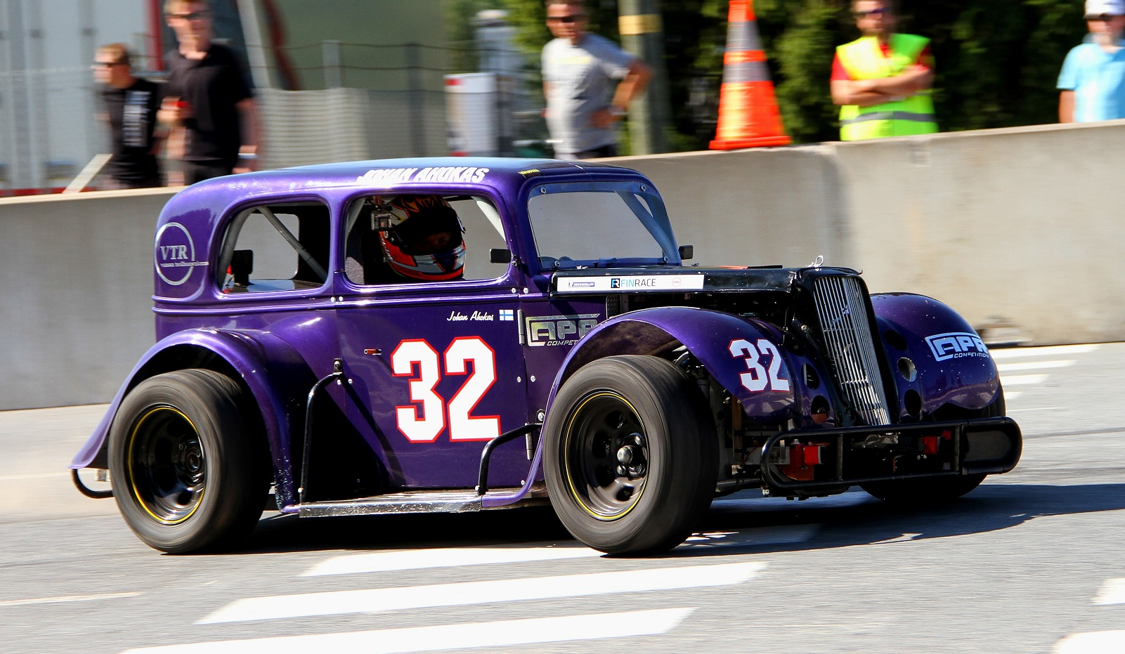 Legends Race Cars Top Speed